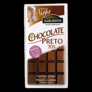 Chocolate Preto 70% S/Açúcar