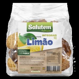 Biscoitos Integrais Limão