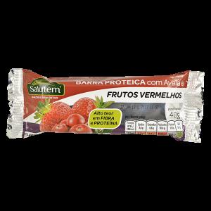 Barra Proteica Frutos Vermelhos